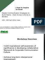 Team-Building Corporate Training