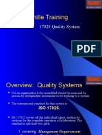 Transmille Training - 17025 Quality System.ppt