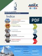 Boletin Semanal Peru Exporta n158