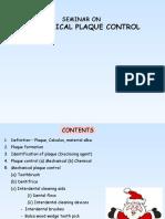Mechanical Plaque Control Pedo
