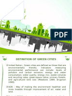 Slide Present Green City