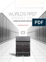 3. Fortinet Corporate Brochure