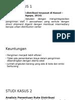 STUDI KASUS City Logistics