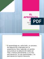 EL_APRENDIZAJE..pptxfilename= UTF-8''EL APRENDIZAJE.