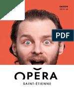 Saison 2015-16 de l'Opéra de Saint-Étienne