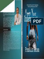 KEEP YOUR UNDERGARMENT ON. Franklin Akosa pdf