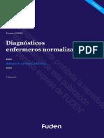 Tomo 1 Diagnosticos Enfermeros Normalizados 2016 Publicacion Volumen i Red