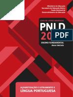 Pnld 2016 Alfabetizacao e Letramento e Lingua Portuguesa (1)