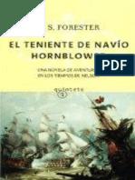 (Hornblower 02) El teniente de navío Hornblower.epub
