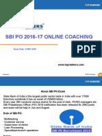 SBI PO Exam Test - Free Online SBI PO Mock Test Paper Practice