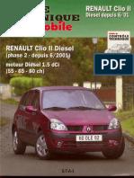 Revue Technique Automobile Ren4ult Cli0 2 Phase 2