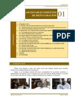 GTM 01 Los Establecimientos de Restauracion