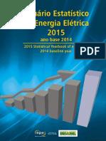 Anuário Estatístico de Energia Elétrica 2015