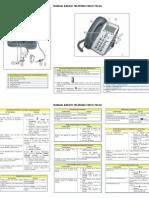 Manual Basico IP Phone 7911 (SENA)