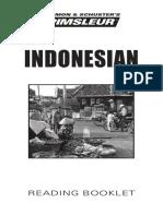 Indonesian Phase1 Bklt 2011