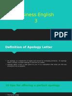PP Bisnis English