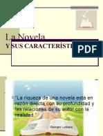 Caracteristicas de La Novela 1M