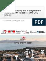 SmartGrid - Nano-Tera 2016