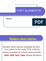 SHORT STORY ELEMENTS.ppt