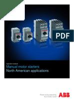 Handbook de North American Motor Starters