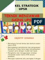 klinik upsr 2013