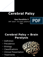 Cerebral Palsy - Gea