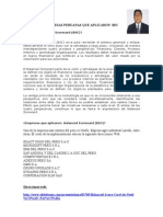 Empresas Peruanas Que Aplicaron Un Bsc