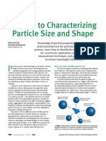 Articulo A Guide to Characterizing Particle Size and Shape.pdf