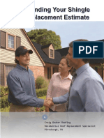 Understanding Your Roof Replacement Estimate