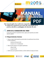 Manual Grabacion Docentes