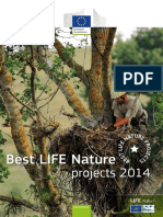 Best LIFE Nature projects 2014
