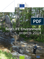 Best LIFE Environment projects 2014