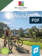 Oberpfälzer Wald Magazin Blätterkatalog