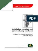 Autronica Gas Detector HC 600