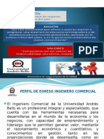 Organizacón de Mercados - Presentación Curso