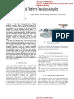 Copy of Aeronautical Platform Precision Autopilot by a Haider