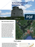 Forts & Fortification, Saint John, NB