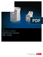 DBL Distribution Block