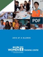 Annual Report of UN Women 2014 Final