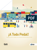 A Todo Pedal Guia Para Construir Ciudades Ciclo Inclusivas en America Latina y El Caribe