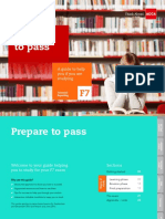 F7 Interactive Self Study Guide by aim