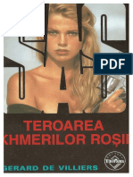 102. Gerard de Villiers - [SAS] - Teroarea Khmerilor Roşii [v.1.0]
