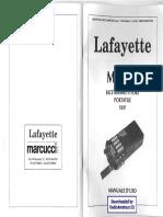 Lafayette MV-102 User IT