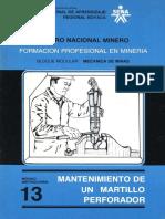 Mecanica de Minas m13 - i