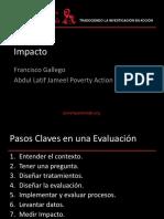 Evaluación de Impactos Sociales