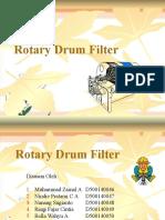 b 01 2 Rotary Drum Filter