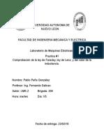 Lab. Maquinas Electicas I Practica 1
