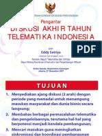 Lamp 3 2  Presentasi Asisten Deputi Urusan Telematika dan Utilitas Kemenko Perekonomian-32