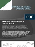 Reeptores de Banda Lateral Unica
