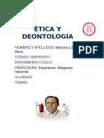 Amoroto Baca Maryory Resumen 3 Unidad Enfermeria II Ciclo